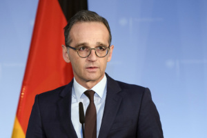 German foreign minister goes to Moscow and Kyiv