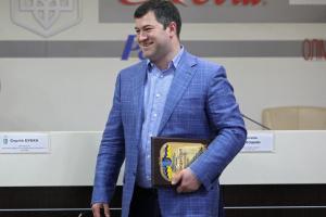 """Насіров просив закордонний паспорт, щоб з'їздити у Давос як """"кандидат у президенти"""""""