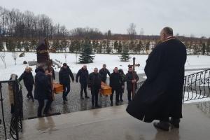 В Дрогобыче похоронили журналиста Романа Кисиля, который погиб в ДТП в Польше