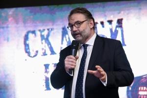 """Нащадок гетьмана Розумовського прибув на дипломатичне прийняття """"Скарби нації"""""""