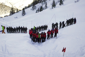 В Австрии нашли тела трех лыжников, которых накрыли лавины