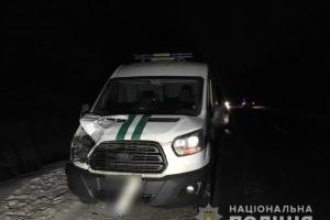 Інкасаторське авто на смерть збило пішохода під Києвом