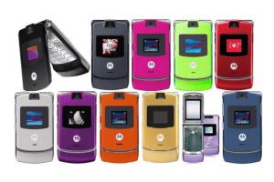 Motorola воскресить легендарну модель RAZR