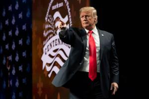 Трамп временно запретил перелеты для членов Конгресса без разрешения Белого дома