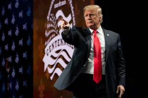 Трамп закликав американців молитися за нову стіну на кордоні