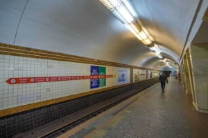 У Києві дві станції метро обладнають для осіб з інвалідністю