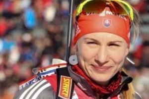 Словачка Кузьміна виграла спринт на етапі Кубка світу з біатлону в Рупольдінгу