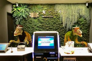 Готель в Японії звільнив половину працівників-роботів через профнепридатність
