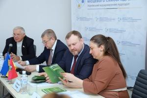 Харківська область на третину виконала план по об'єднанню громад