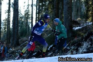 Биатлон: Прима, Семенов, Тищенко и Пидручный будут бежать эстафету в Рупольдинге