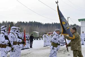 Порошенко подписал указ об эмблеме, символе и флаге Сил спецопераций