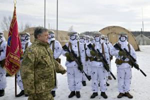Президент побував на навчаннях Сил спецоперацій ЗСУ