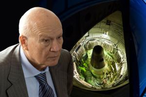 Владимир Горбулин. Его стартовая площадка – ракетное КБ