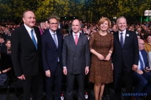 """В Берлине открылась """"Зеленая неделя"""": Украина - среди 60 стран-участниц"""