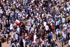 У Судані тривають сутички протестувальників із поліцією
