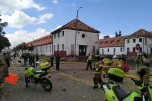 Число жертв взрыва в полицейской академии в Колумбии достигло 21