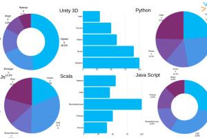 Робота в Німеччині програмістом, середній рейт українського розробника — дослідження Scalors