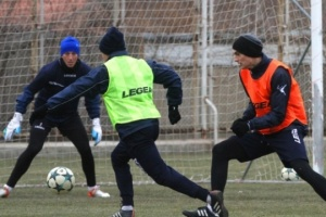 """Футбол: """"Чорноморець"""" зіграє мінімум чотири матчі на зборі у Туреччині"""