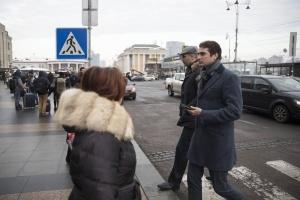 Кличко рассказал о планах модернизации железнодорожного вокзала Киева