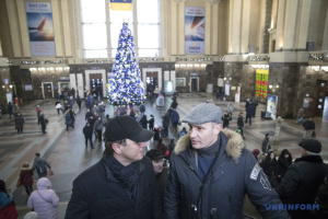 Железнодорожный вокзал Киева могут передать в концессию - Омелян