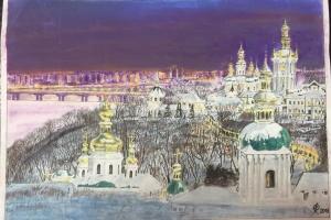 Виставку картин Сущенко покажут в Нью-Йорке