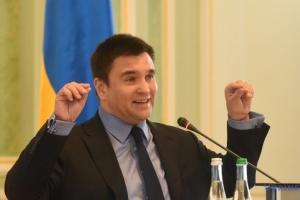 Климкин рассказал об условиях введения визового режима с РФ