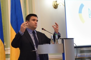 Клімкін обговорить у Брюсселі посилення санкційного тиску на РФ