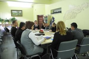 В Черновцах учили финансистов, как формировать смету тергромад