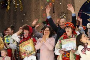 Софиевская тергромада во второй раз провела фестиваль «Рождественская звезда»
