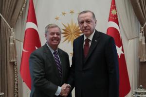 Эрдоган и сенатор Грэм обсудили создание безопасной зоны в Сирии