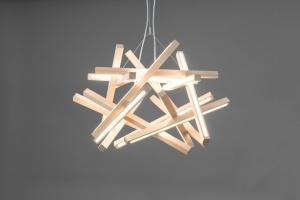 Космические лампы и фарфоровые розетки. Что покажут украинские дизайнеры на выставке в Париже