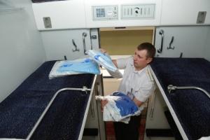 Білизна, чай, кава і навіть вода: Укрзалізниця підвищила ціни на послуги