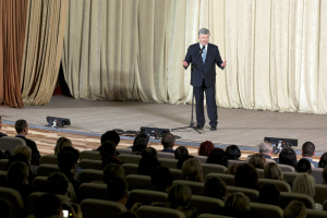 Военные на Донбассе пока ни разу не применили Javelin — Порошенко