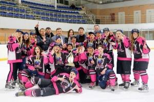 Двух украинок признали самыми лучшими в женском хоккее