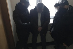 На хабарі погорів чиновник Головного управління Держпраці Київщини