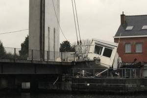 Разрушенный мост в Бельгии восстановят за четыре месяца – СМИ