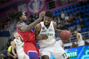Баскетбол: «Запоріжжя» обіграло «Політехнік» в Суперлізі Парі-Матч