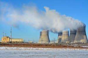 Энергоблок Ривненской АЭС подключили к сети