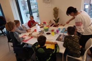 Українські школи у Нідерландах розпочали навчальний рік варениковими майстер-класами