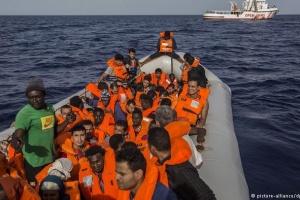 Неподалеку Ливии затонула лодка: могли погибнуть до 117 человек