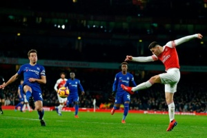 АПЛ: «Арсенал» победил «Челси»
