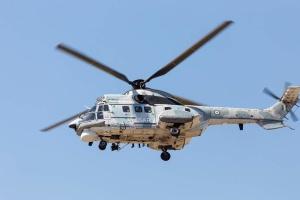 Грецький військовий гелікоптер ледь не впав через турецькі винищувачі