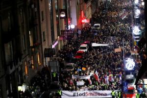 В Сербии снова протестовали против политики президента
