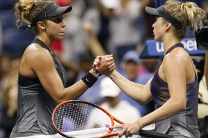"""Australian Open: Свитолина и Киз откроют игровой день на арене """"Маргарет Корт"""""""