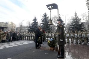 """""""Киборги"""" заложили основу для будущей победы Украины — Порошенко"""