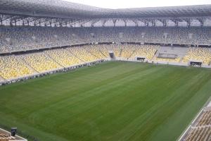 Матч Украина - Сербия могут перенести из Львова