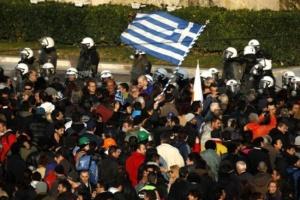 В Греции требуют референдум по соглашению с Македонией