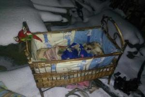 На Тернопільщині пожежа забрала життя маленької дитини