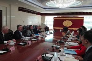 Украина и Китай обсудили сотрудничество в рамках ЮНЕСКО