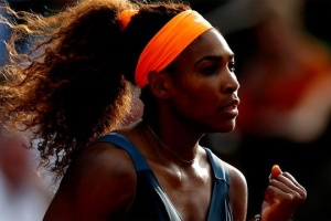 Теннис: Серена Уильямс прошла Халеп в 4 круге Australian Open